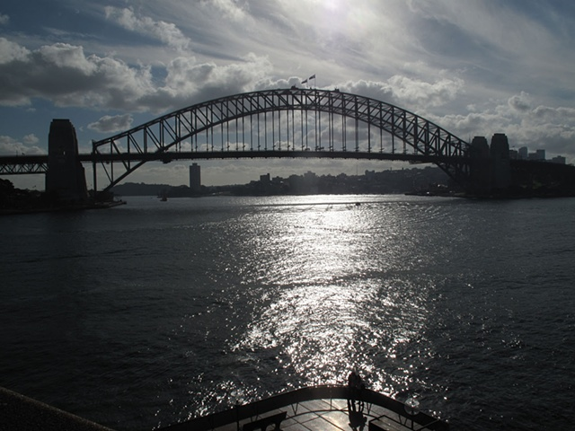 Harbor Bridge, Sydney, Australia