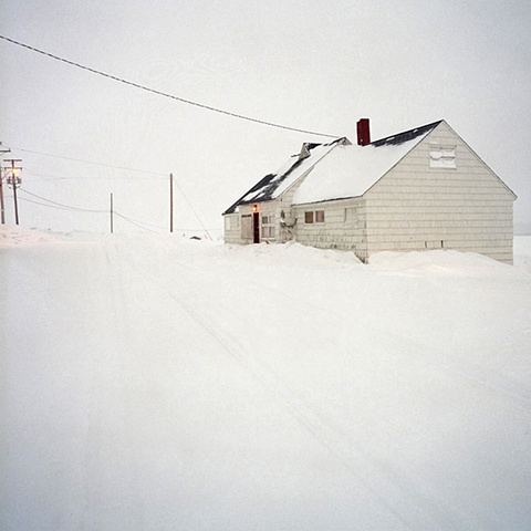 Hudson Bay Trading Post, James Bay. Tara Nicholson