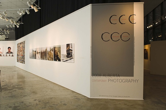 Contemporary Photography in Alberta Triangle Gallery, Calgary 2008