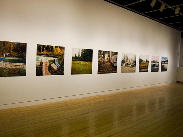 Installation Shot, Ignition 2010 Leonard and Ellen Bina Art Gallery Montreal, Quebec