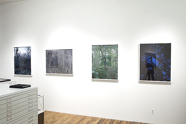 Installation at Daniel Cooney Fine Art  January 6 - February 12, 2011