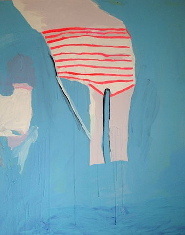 Swimming Trunks 2 (from The Fantastic Undersea Life of Jacques Cousteau) SOLD