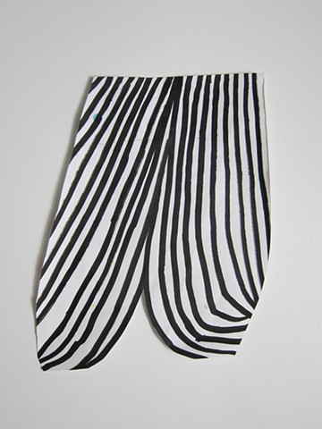 #18: Paper Objects Series (harem pants)