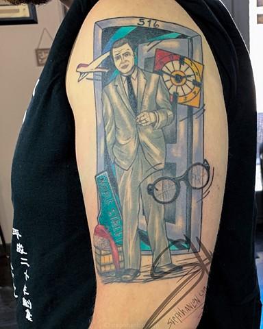 Steph Hanlon Tattoo Art