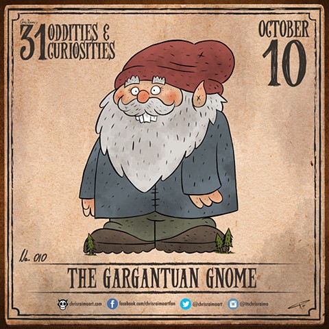 Day 10: The Gargantuan Gnome