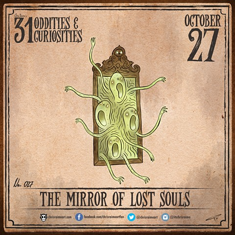Day 27: The Mirror of Lost Souls
