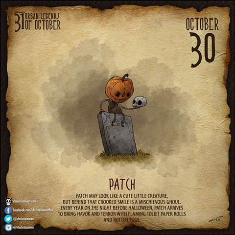 Day 30: Patch