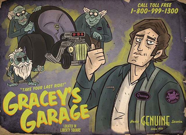 Gracey's Garage