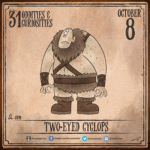 Day 8: Two-Eyed Cyclops