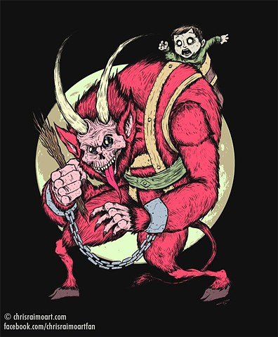 Krampus (Blood Red Edition)