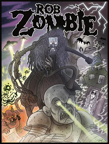 Rob Zombie Poster Contest