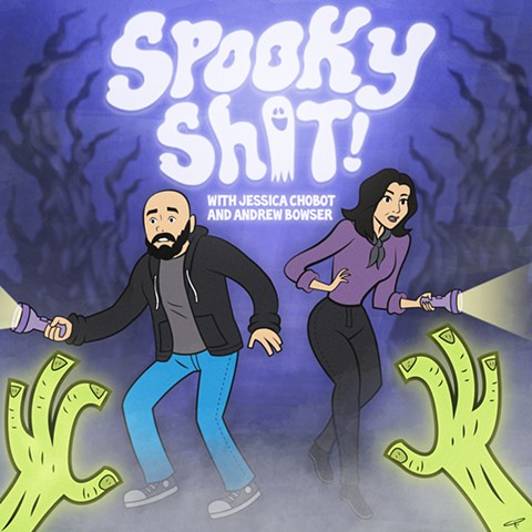Spooky Sh!t Podcast