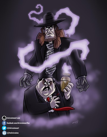 25 Years of The Undertaker