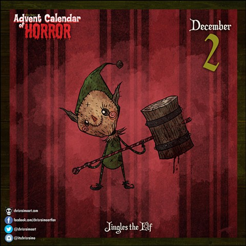 Day 2: Jingles the Elf