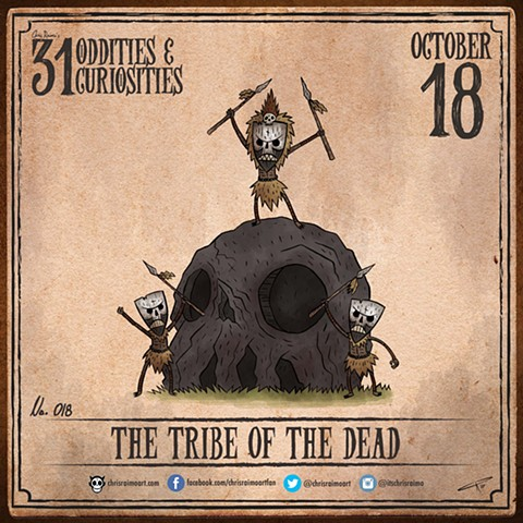 Day 18: The Tribe of the Dead