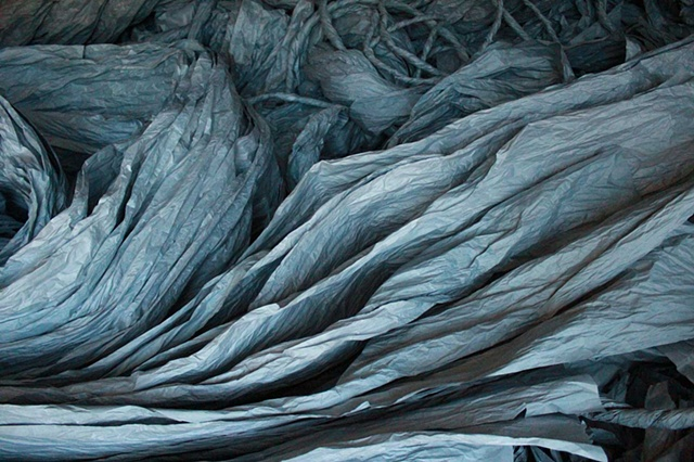 In Response to Shoshone Falls 2012 paper 27'x15'x10'
