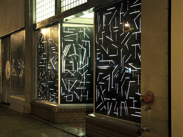 light installation