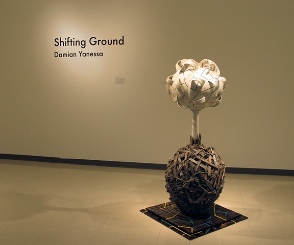 Shifting Ground __________________________________ 2012