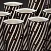 """Black Pattern Vase"" Detail"