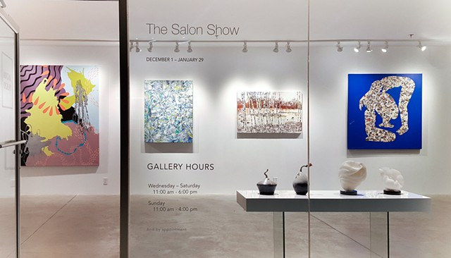 The Salon Show, Abigail Ogilvy Gallery, Boston