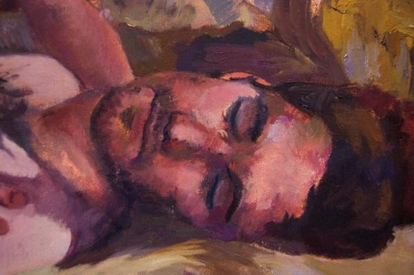 Sleeping Beauty (detail)