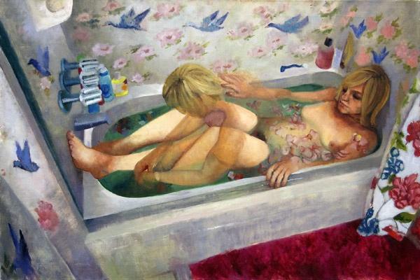 Cecilia's Bath
