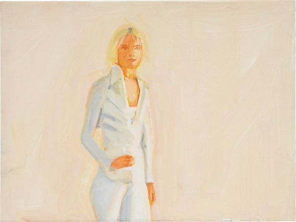 Alex Katz Untitled