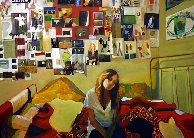 Juliana Romano The Bedroom