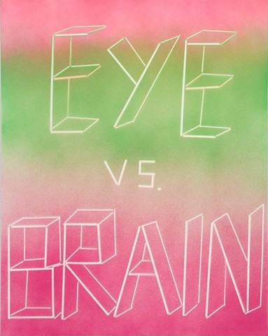 Scott Reeder Eye vs. Brain