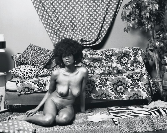Mickalene Thomas (If Loving You is Wrong) I Don't Want to be Right
