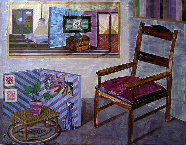 Jeremy Couillard Purple Room