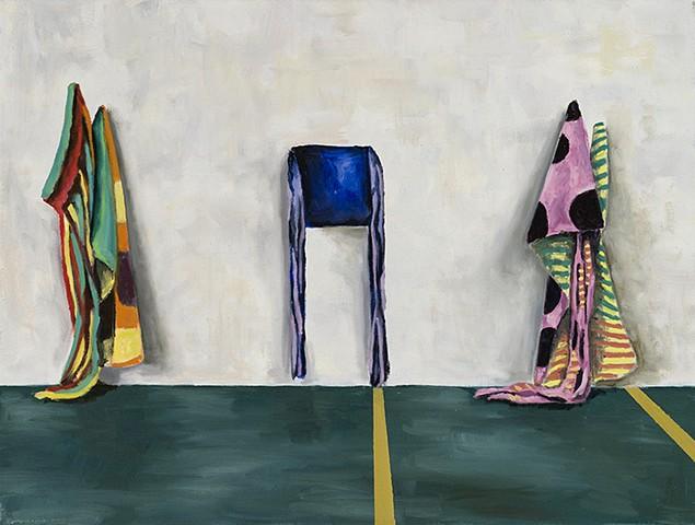 Ashleigh Bartlett's Studio