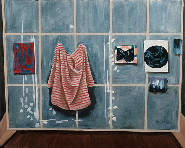 Studio Conversations: Daniel Hutchinson's Studio