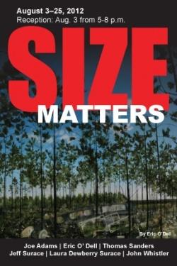 'Size Matters' Invitation