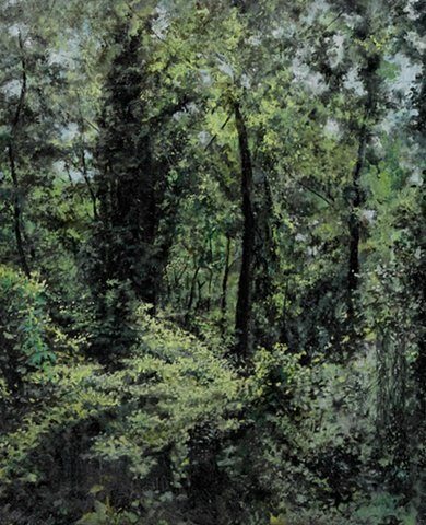 Landscape, Kudzu, Museum of Arts and Sciences