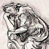Figure from Santa Croce