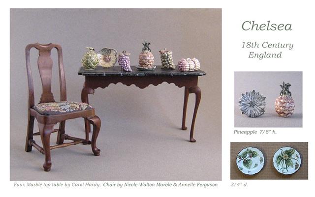 Chelsea Porcelains