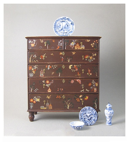 Connecticut Chest of Drawers