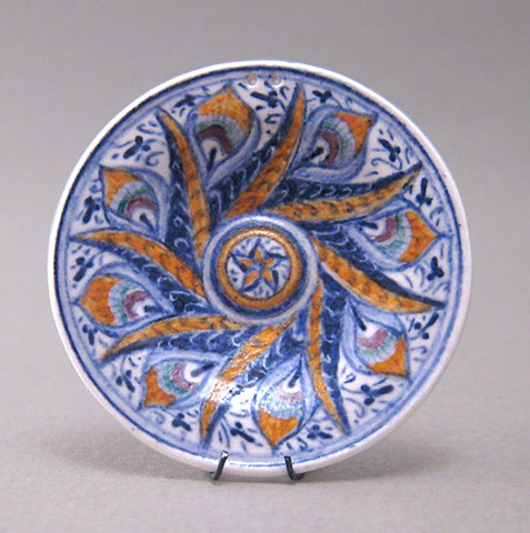 miniature ceramic dish
