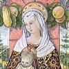 """Madonna col Bambino"" after Carlo Crivelli 1473"