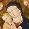 """""""Madonna col Bambino"""" after Sano di Pietro 1450-60"""