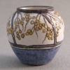 Newcomb Chinaberry Vase