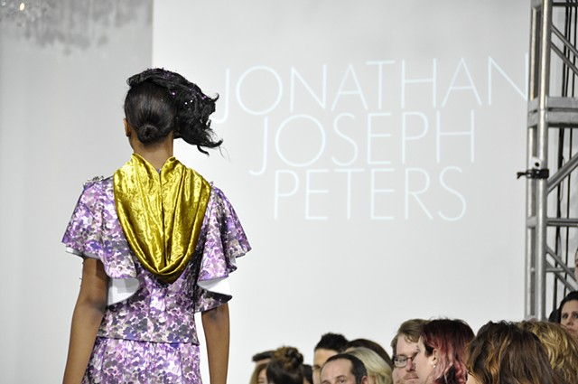 Jonathan Joseph Peters  StyleWeek Northeast