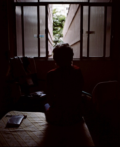 Tia Isa's window #2, Tijuca, Rio de Janeiro; 2010