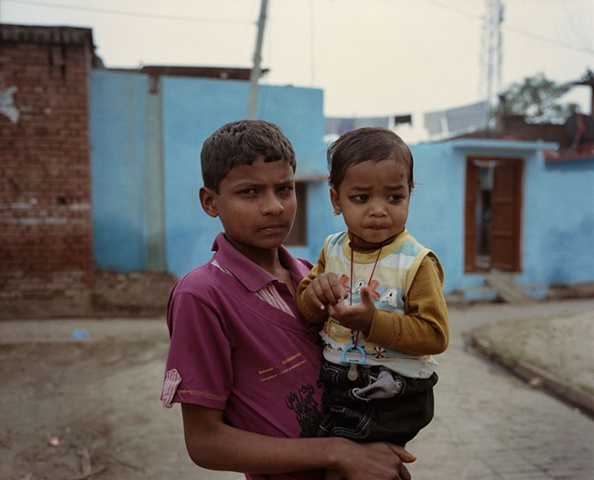 Kids; Bhojpur, Uttar Pradesh