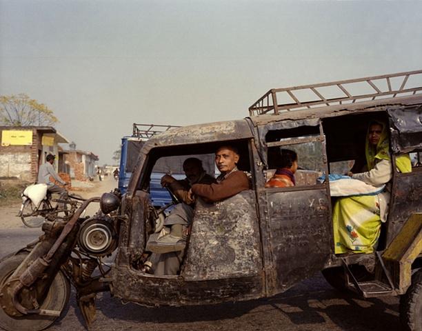 Taxi; Dhampur, Uttar Pradesh