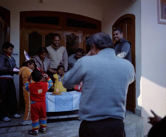 Birthday; Dhampur, Uttar Pradesh