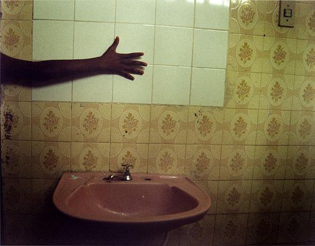 Bathroom, Recife, Pernambuco; 2006