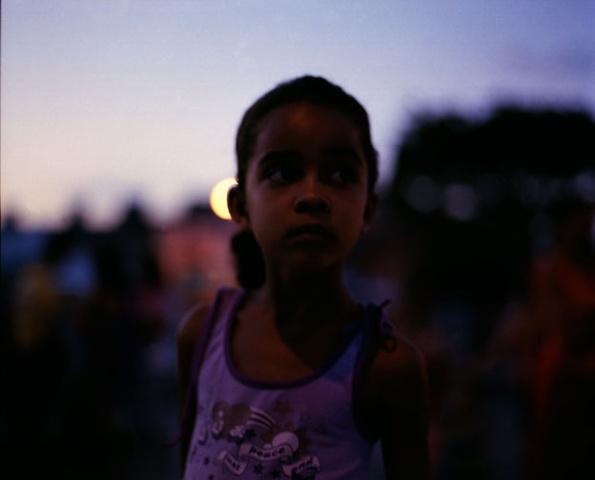 Girl, Capim Grosso, Bahia; 2009