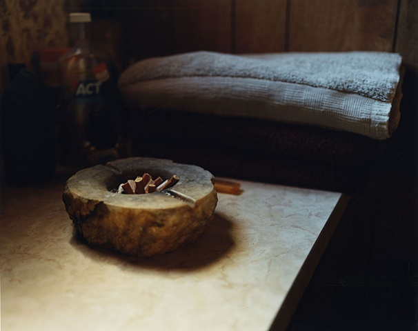 Ashtray, 2006